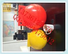 供应呼伦贝尔食品级塑料浮子喷字警示浮球