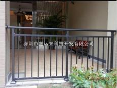广东小区护栏价格 深圳小区锌钢护栏生产厂
