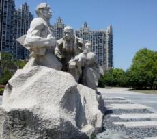 供甘肃兰州雕塑和武威雕塑制作详情