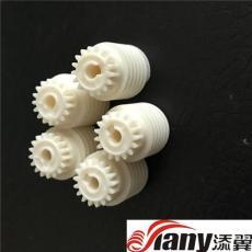 添翼新品热销-塑胶尼龙带齿蜗杆