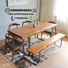 天津咖啡廳餐桌椅 甜品店餐桌椅 奶茶店餐桌