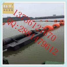 曲江挖泥船用管道浮筒孔徑7厘米廠家
