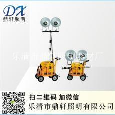 河南HF2035輕便式發電機照明/2*1000W
