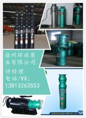 江苏环球牌潜水泵定制行业领先