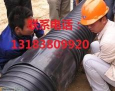 成都HDPE钢塑缠绕管 成都HDPE塑钢缠绕管