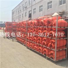 唐晶销售聚乙烯拦污浮筒拦污浮漂厂家