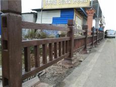 六盘水仿木栏杆