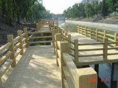 乌兰察布仿木栏杆
