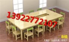 幼儿园实木桌椅防火板柜子原木床厂家哪里有