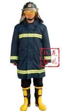 02滅火防護指揮服 消防隊專用滅火防護服