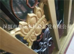 市政锌钢金属护栏 广东云朵铸件道路护栏