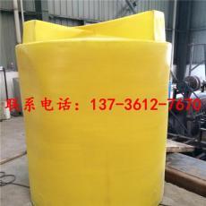 林州2吨玻璃水搅拌桶配套搅拌机