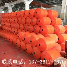 贺州水库垃圾围栏浮筒拦污排浮体