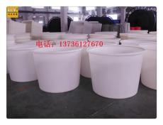 黄陂2000L塑料大白桶泡菜桶