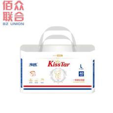 深圳佰众联合 亲格纸尿裤 3D悬浮式拉拉裤
