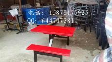 广西柳州柳州市柳南区学校直条快餐桌椅