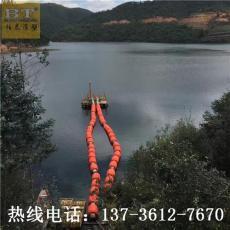 設計潛江串聯式攔污導漂鋼結構
