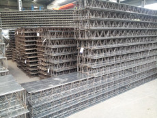 浙江楼承板型号 装配式钢筋桁架楼承板 生产