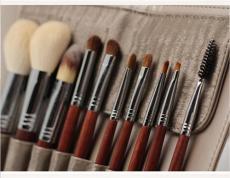 化妆刷厂家直销高档羊毛化妆刷套装