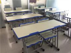安徽合肥雙人課桌椅單人課桌椅廠家供應送貨