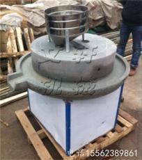石家庄原石青石磨盘加工机械 商用豆浆石磨