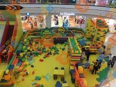 福建龙岩儿童EPP积木游乐场大型游乐园设计