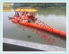 峽江縣抗風浪塑料浮漂攔污漂排
