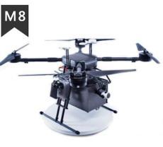 伯鐳M8載重10KG超長續航無人機