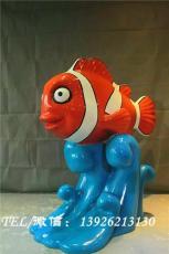 海洋动物仿真雕塑艺术鱼模型彩绘树脂鱼雕塑