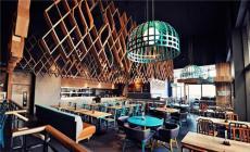 坪山餐廳裝修 專業快餐店設計 坪山餐館裝修