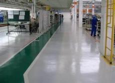 无溶剂环氧地坪漆厂家 环氧自流平施工