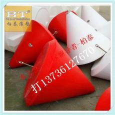 柏泰塑料警示航標不同顏色浮漂廠家