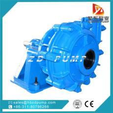 洗煤厂耐腐蚀橡胶渣浆泵 排水杂质泵