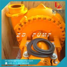 紫东泵业ZG系列卧式砂砾泵 河流疏浚采砂泵