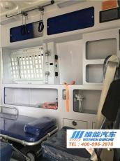 新全順2.oT汽油救護車