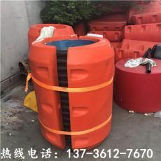 南昌水上垃圾攔污浮筒 塑料攔污排廠家