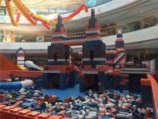 台湾台中室内EPP积木儿童乐园儿童游乐设施