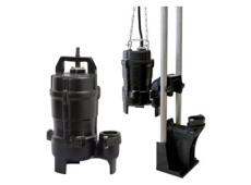 日本鹤见潜水泵-通道式潜水泵-不锈钢泵