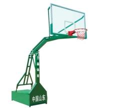 青岛篮球架厂家优惠 供应青岛国标篮球架