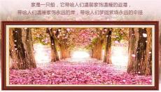 華融錦繡鉆石水晶畫創新產品傳播中華文化