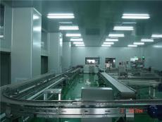 河南饮料行业无菌灌装车间装修工程