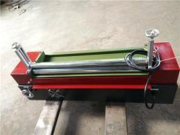 智隆机械厂供应珍珠棉双棍热熔胶机