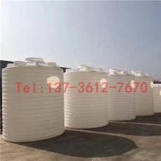 20吨pe储水罐化工防腐储槽图片