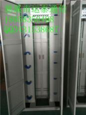 冷軋板576芯直插盤式光纖配線架/配線柜