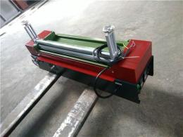 东莞智隆供应双辊轮热熔胶上胶机