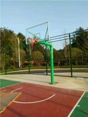 南寧籃球架 健身器材 鋼化透明籃球板