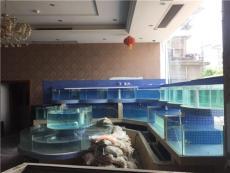 阳江海鲜池设计安装