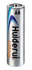 供应AA锂铁电池FR6惠德瑞FR14505 AAA