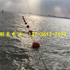 天津碼頭垃圾攔污柵浮筒塑料攔污排