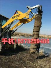 水泥杆钻眼机 批发挖坑设备 水泥杆挖坑机